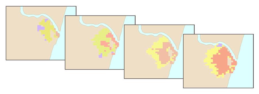 浸水想定区域図